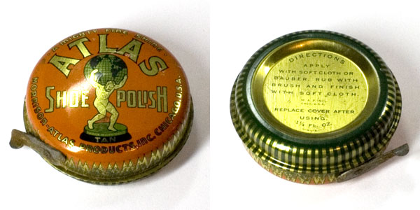 Atlas Shoe Polish